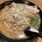 麺屋のろし - 函館味噌ラーメン 大盛 980円