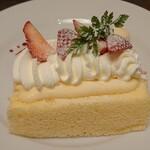 ショーラメール - 本日のケーキ