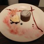 ショーラメール - おすすめ皿盛りデザート