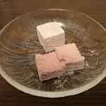 ショーラメール - イチゴのマシュマロ
