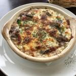 レストランアマル - 料理写真:メイン: グラタン