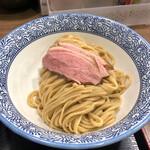 150792725 - 麺と鴨肉