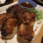 酒と料理のなつ - 瓦町餃子