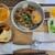 台湾茶カフェ 狐月庵 - 料理写真:魯肉飯セット