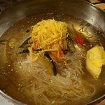 炭火焼肉 えん - 冷麺