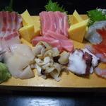 瓢寿司  - 刺身盛り合わせ(3人前)