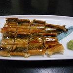 瓢寿司  - アナゴのつまみ