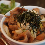 15080055 - 豚肉味噌炒め大盛り