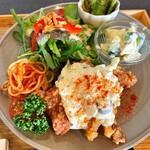 ザズ プランテ エ カフェ - 料理写真:今日の美味しいお昼ご飯☆美味