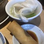 飲茶キッチン FengLong豊龍 - 水餃子に春巻
