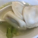 飲茶キッチン FengLong豊龍 - 水餃子 あっぷ