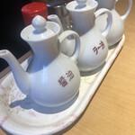 飲茶キッチン FengLong豊龍 - 卓上