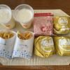 ロッテリア - 料理写真:ハンバーガー