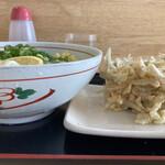 セルフ讃岐うどん 宮内製麺 - 料理写真:
