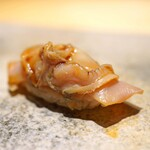 鮨 さいとう - 煮ハマグリ
