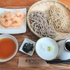 更來 - 料理写真:小海老の天ぷらそば