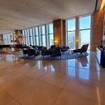インターコンチネンタルホテル大阪 - 20階フロント