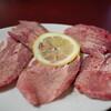 焼肉みつなし - 料理写真:三梨牛上タン