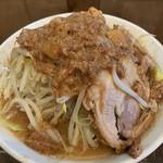 麺屋 歩夢 - 料理写真:ミニラーメン❗️アブラマシマシ❕