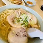 150820231 - 大盛チャーシュー麺