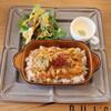 CAFE 555 - 料理写真:シンプルプレート スパイスチキンカレー