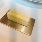 レストラン ヒロミチ - 上質なバター