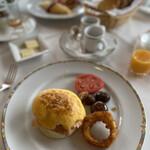 ホテル アナガ - 料理写真: