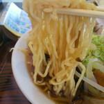 かなめ食堂 - タンメン 麺