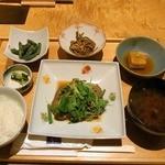 15083976 - 本日のお昼御膳(2012.9)