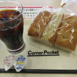 コーナーポケット - 料理写真: