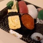 誠寿司 - タマゴ/とびっこ