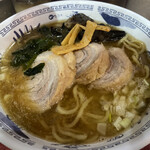 ラーメン マキタ - 料理写真:ラーメン(醤油)