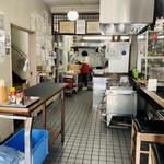 松下製麺所 - 内観