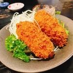一粋 - 蟹クリームコロッケ