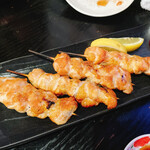 一粋 - 鶏トロ串