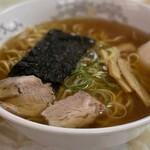 中華料理 上海 - 料理写真:ラーメン