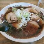 吉兆佐 - チャーシュー麺