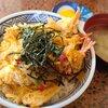 レストハウスところ - 料理写真:海老フライ天丼