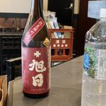 麦酒庵 - 十字旭日 奈良雄町純米生原酒