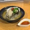 海鮮処 函館山 - 料理写真:殻付かき(500円)