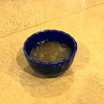 海鮮処 函館山 - たこの卵醤油漬(400円)