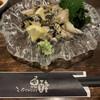 魚酔 - 料理写真:トリガイの刺身
