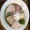 ラーメン屋ジョン - 料理写真:特製濃厚煮干し 1200円