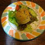150856989 - 金時生姜とアンチョビのポテトサラダ