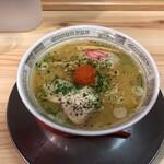 龍上海 - あか湯からみそラーメン ミニ 630円(税込)