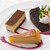 Cafe Orange - 料理写真:人気のデザート三種盛り