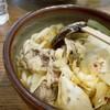 硯家 - 料理写真:辣麺
