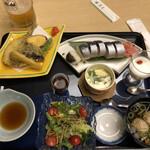 鯖と創作料理の店 廣半 - 銚子御膳