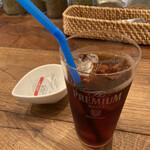 ビストロolympic - アイスコーヒー
