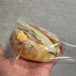 150873304 - 特製ポテトサラダと ロースハムのソフトパンサンド